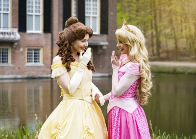 Prinses Belle & Prinses Doornroosje