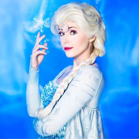 Karakter Elsa