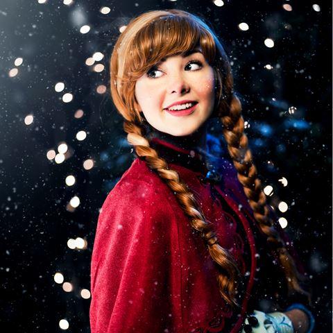 Karakter Anna