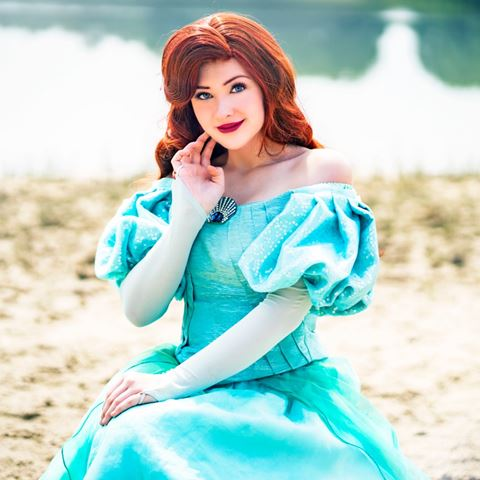 Karakter Ariel