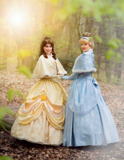 Prinses Belle & Prinses Assepoester