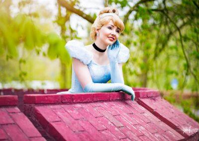 Prinses Assepoester Cinderella Magical Party prinsessenfeestje kinderfeestje verjaardag prinses inhuren kasteel