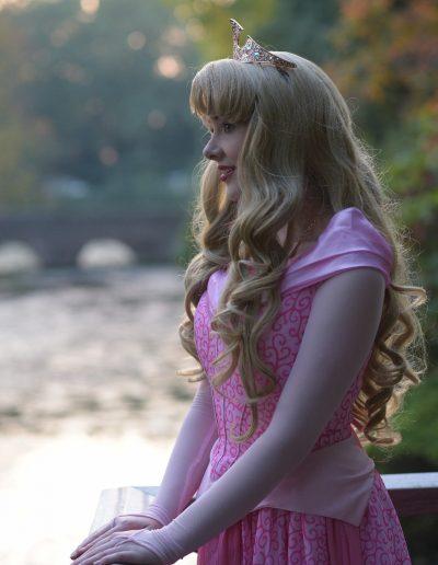 Prinses Doornroosje Magical Party Schone Slaapster Prinsessenfeestje Kinderfeestje Prinses inhuren elegant