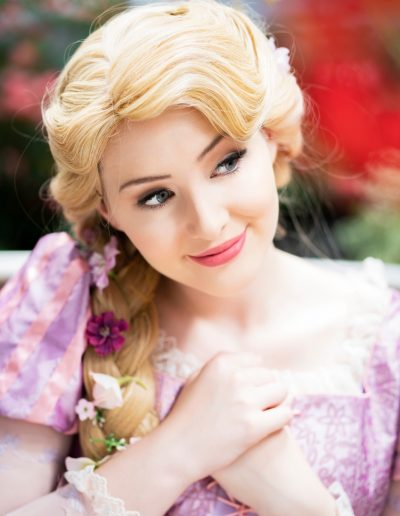 Prinses Raponsje Rapunzel van Magical Party kinderfeestje prinsessenfeestje evenementen sprookjes