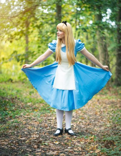 Alice in Wonderland Magical Party kinderfeestje theefeestje high tea prinses inhuren Nederland