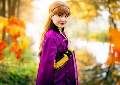 Koningin Anna Magical Party kinderfeestjes Elsa prinses inhuren sneeuwzusjes prinsessenfeestje