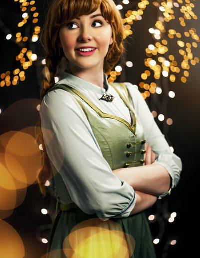 Prinses Anna Elsa Magical Party kinderfeestje prinses inhuren entertainment