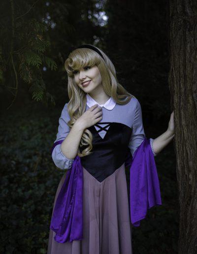 Prinses Doornroosje Magical Party prinses inhuren kinderfeestje