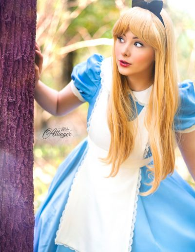 Alice in Wondeland - Magical Party- kinderfeestje alice inhuren videobericht sprookjes