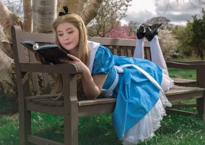 Magical Party - Alice in Wonderland prinses inhuren kinderfeestje prinsessenfeestje videobericht videoboodschap themafeestje