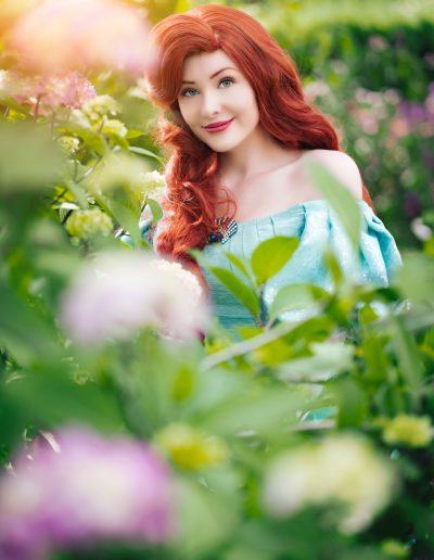 Magical Party - Ariel zeemeermin sprookje prinses prinses inhuren prinsessenfeestje videobericht videoboodschap zeemeerminprinses