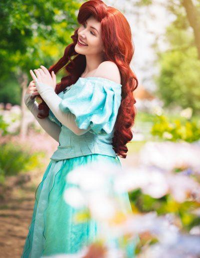 Magical Party - Ariel zeemeermin sprookje prinses prinses inhuren prinsessenfeestje videobericht videoboodschap zeemeerminprinses - de Kleine zeemeermin