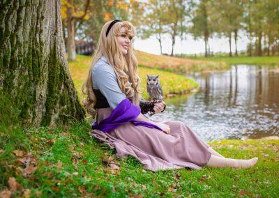 Magical Party - Doornroosje sleeping beauty aurora prinses inhuren kinderfeestje prinsessenfeestje videobericht videoboodschap themafeestje