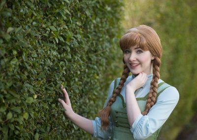 Magical Party - prinses Anna Elsa - prinses inhuren - frozen kingdom - kinderfeestje prinsessenfeestje
