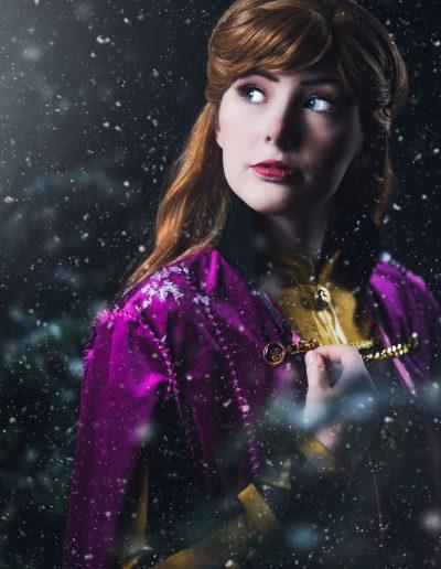 Magical Party prinses Anna en Elsa - frozen princesses - prinses inhuren- prinsessenfeestje - videoboodschap videobericht prinsessen